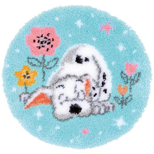 Vervaco Smyrna Knooptapijt Disney Little Dalmatier 0175268