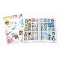 Pixelhobby voorbeeldboekje voor Pixelhobby Medaillons  20082