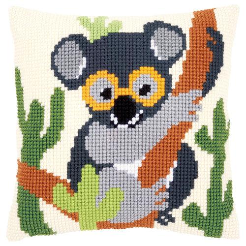 Vervaco Vervaco borduurpakket kussen Koala 0167486