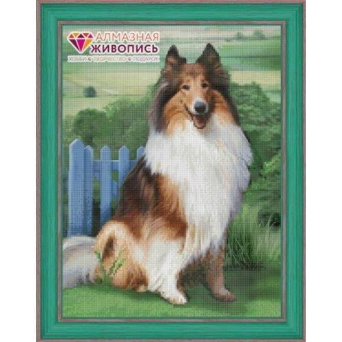 Diamond Painting Hond