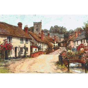PixelHobby Pixelhobby Patroon 5588 Vintage Village