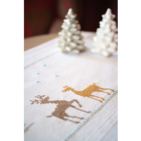 Vervaco loper Nordic Christmas 0173665