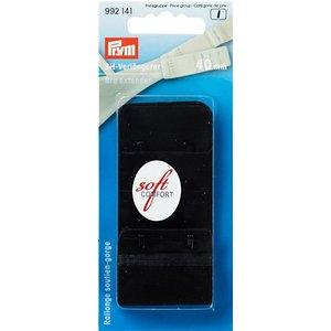 Prym Prym BH-Verlengstuk 40 mm Zwart