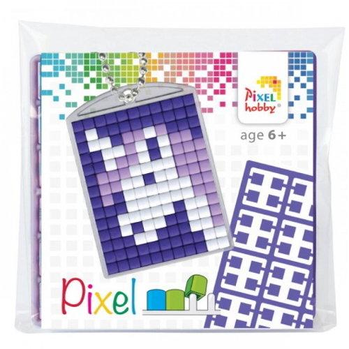 PixelHobby Pixelhobby medaillon startset eenhoorn023028