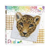 Pixel Set Luipaard 44020