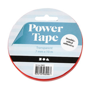 Creotime Power tape 7 mm x 10 meter