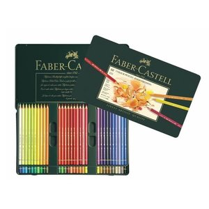 Faber Castell Kleurpotlood Faber-Castell Polychromos etui à 60 stuks