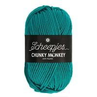 Scheepjes Chunky Monkey 100 gram 2015 Ocean
