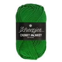 Scheepjes Chunky Monkey 100 gram 2014 Emerald