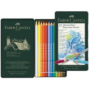 Faber Castell Aquarelpotlood Faber-Castell Albrecht Dürer etui à 12 stuks