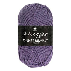 Scheepjeswol Scheepjes Chunky Monkey 100 gram 1277 Iris