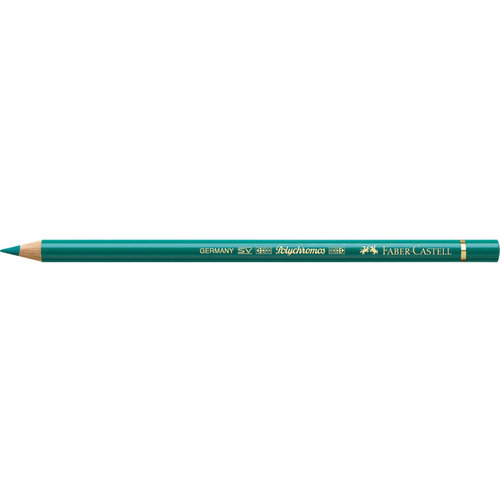 Faber Castell Faber Castell kleurpotlood Polychromos 276 chroom groen fel