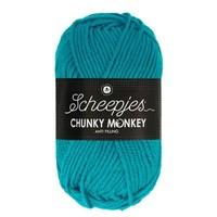 Scheepjes Chunky Monkey 100 gram 2012 Deep Turquoise