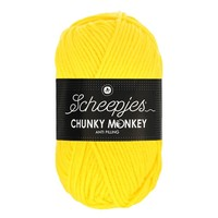 Scheepjes Chunky Monkey 100 gram 2008 Yellow
