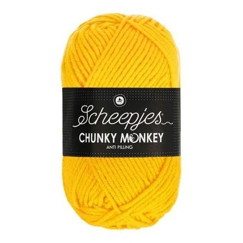 Scheepjeswol Scheepjes Chunky Monkey 100 gram 2004 Canary