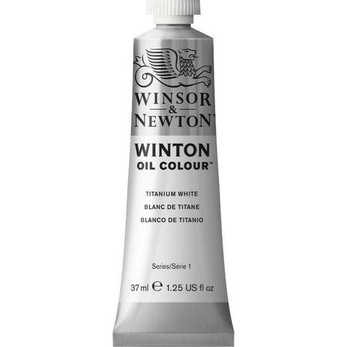 Winsor & Newton Winton olieverf 37 ml Tit White