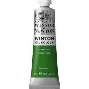 Winsor & Newton Winton olieverf 37 ml Terre Verte