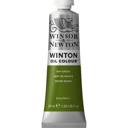 Winsor & Newton Winton olieverf 37 ml Sap Green
