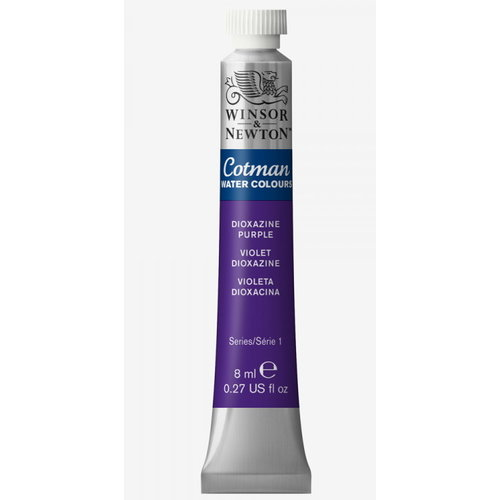 Winsor & Newton Cotman Water Color 8 ml Dioxazine Violet