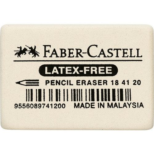 Faber Castell Gum Faber-Castell 7041-20 natuurrubber