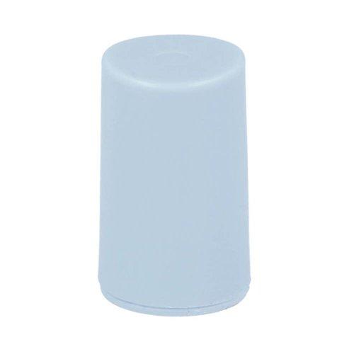 Rammelaar voor knuffel 22 x 43 mm blauw