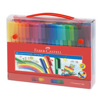 Faber-Castell Viltstiften Connector koffer 60 stuks