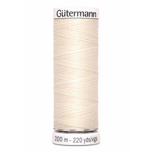 Gutermann Guterman Allesnaaigaren 200 meter 802
