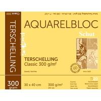 Schut Terschelling Aquarelblok Classic 40x50cm 300 gram 20 vel