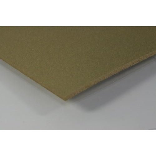 CraftEmotions Kurklino plaat zacht ruw 4,5 mm 21 x 30 cm