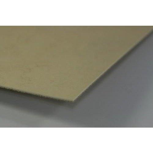CraftEmotions Lino plaat hard glad 2 mm 21 x 30 cm