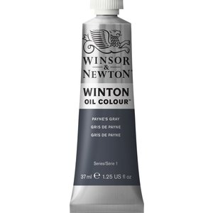 Winsor & Newton W&N Winton olieverf 37ml Paynes Grey