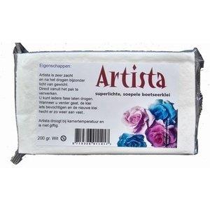 Padico Artista superlichte boetseerklei 200 gram wit
