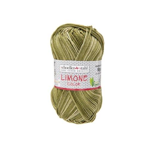 Schoëller Stahl Limone Color 321