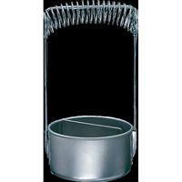 Penselen Spoelbakje Aluminium 10 cm