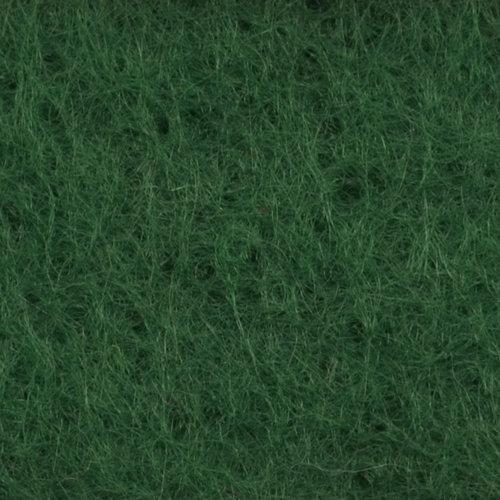 Vilt Lapje 1mm 20x30cm Donker Groen
