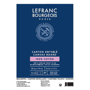 Lefranc Bourgeois Lefranc Bourgeois Canvas Boards