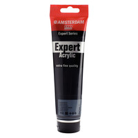 Amsterdam Acrylverf Expert Tube 150 ml Ivoorzwart 701