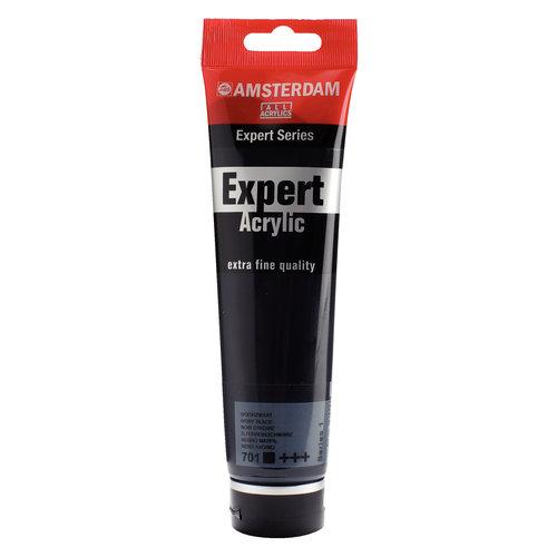 Amsterdam Amsterdam Acrylverf Expert Tube 150 ml Ivoorzwart 701