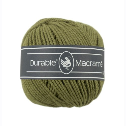 Durable Durable Macramé 100 gram Khaki 2168