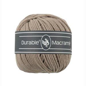 Durable Durable Macramé 100 gram Taupe 340