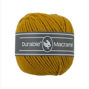 Durable Durable Macramé 100 gram Curry 2211
