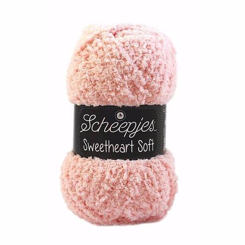 Scheepjeswol Scheepjes Sweetheart Soft 100 gram Roze  22