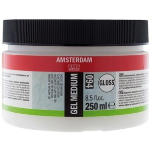 Amsterdam Amsterdam Gel Medium Glanzend 250 ml