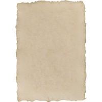 Handgeschept papier 250 gram B4 antiek 5 vel
