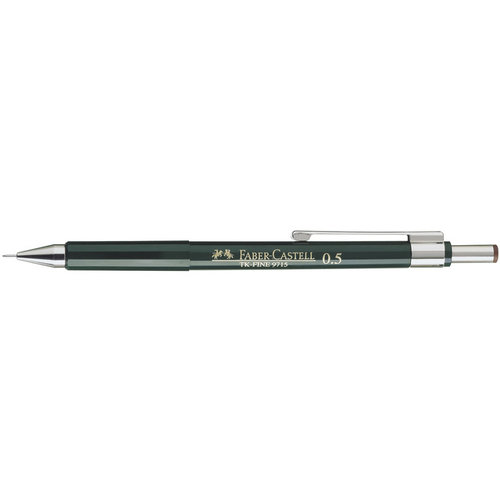 Faber Castell vulpotlood Faber Castell TK-Fine 9715 0,5mm