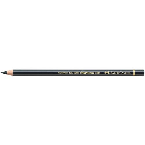 Faber Castell kleurpotlood Faber-Castell Polychromos 199 zwart