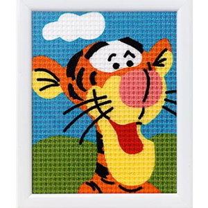 Vervaco Borduurpakket Winnie de Pooh tijgertje 0014540