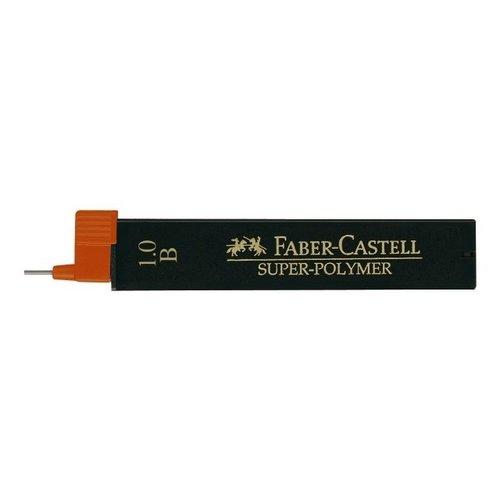 Faber Castell potloodstiftjes Faber Castell Super-Polymer 1,0mm HB
