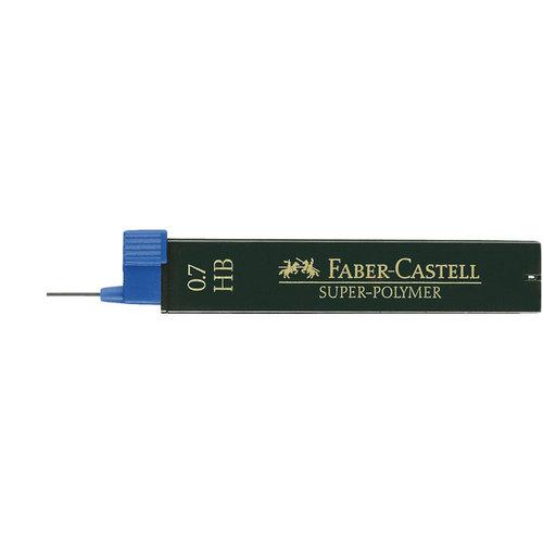 Faber Castell potloodstiftjes Faber Castell Super-Polymer 0,7mm HB