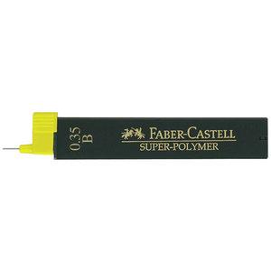 Faber Castell potloodstiftjes Faber Castell Super-Polymer 0,35mm B